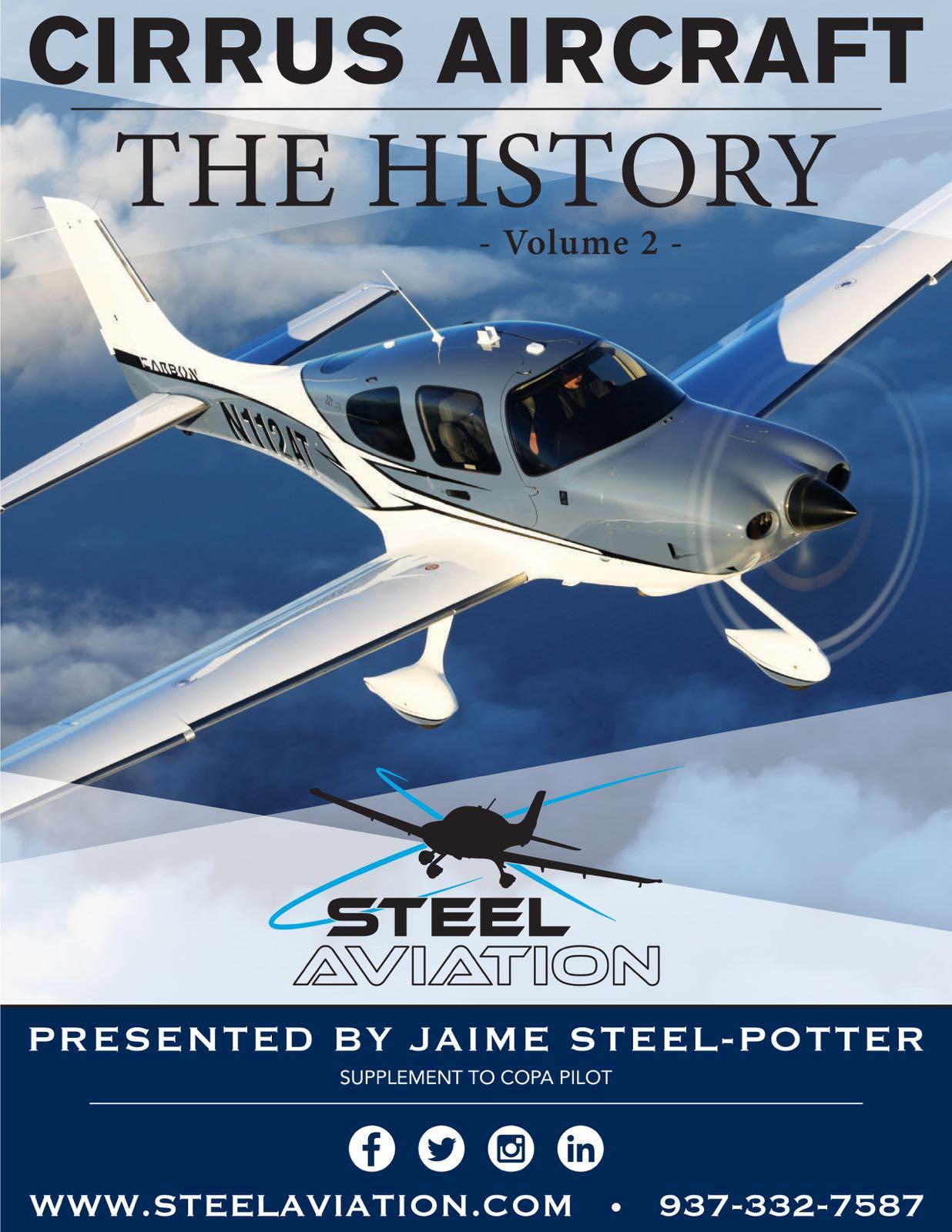 Cirrus Aircraft- The History