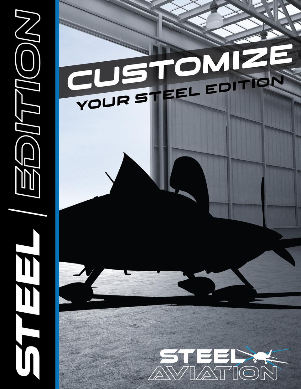 Custom Steel Edition